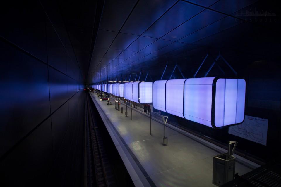 U-Bahnstation Hafencity Universitätwp