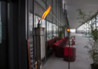 Elbarkaden Lounge – Eingang