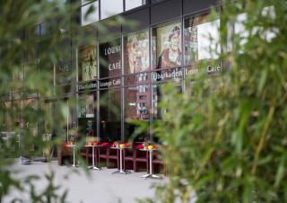 Elbarkaden Lounge – Aussenbereich
