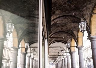 Colonaden Spiegelung