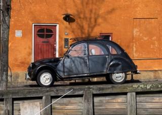 Ente – Citroën 2CV