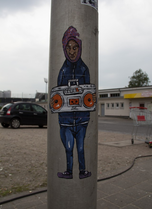 Streetart Karolinenviertel