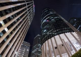 San Francisco Bankenviertel