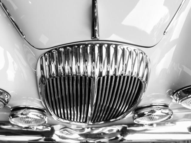 Daimler V250 Kühlergrill