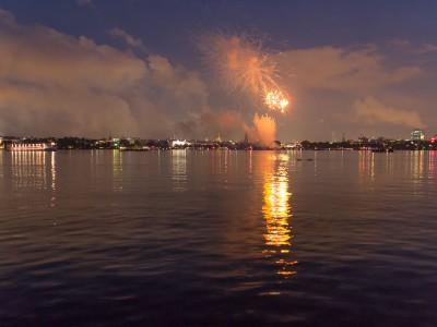 Feuerwerk Aussenalster – Bild 2