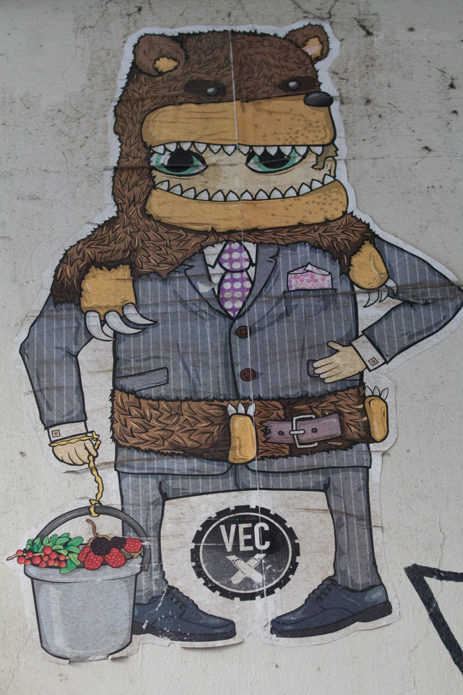 Streetart Karoviertel