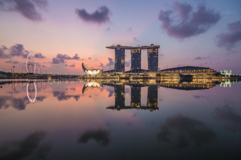 Marina Bay Sunrise