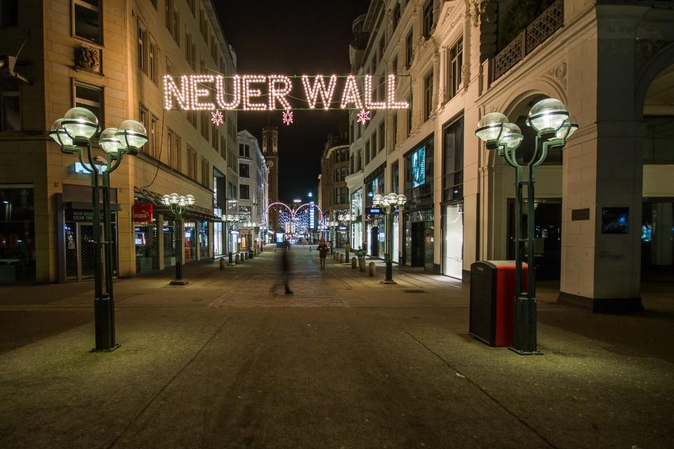 Dezembernacht in Hamburg - Teil 1