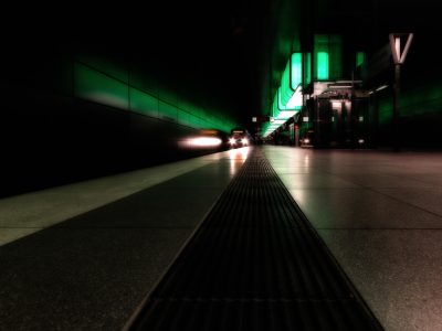 U-Bahn Station – Hafencity Universität