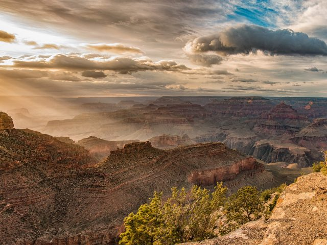 Grand Canyon – South Rim #1