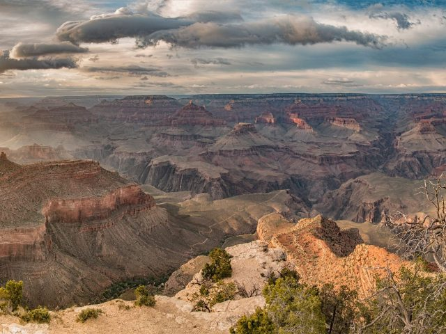 Grand Canyon – South Rim #3
